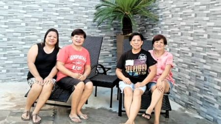 LUCKY JUAN Hot Spring Resort, Pansol Laguna is ideal for our Aunties to have a b